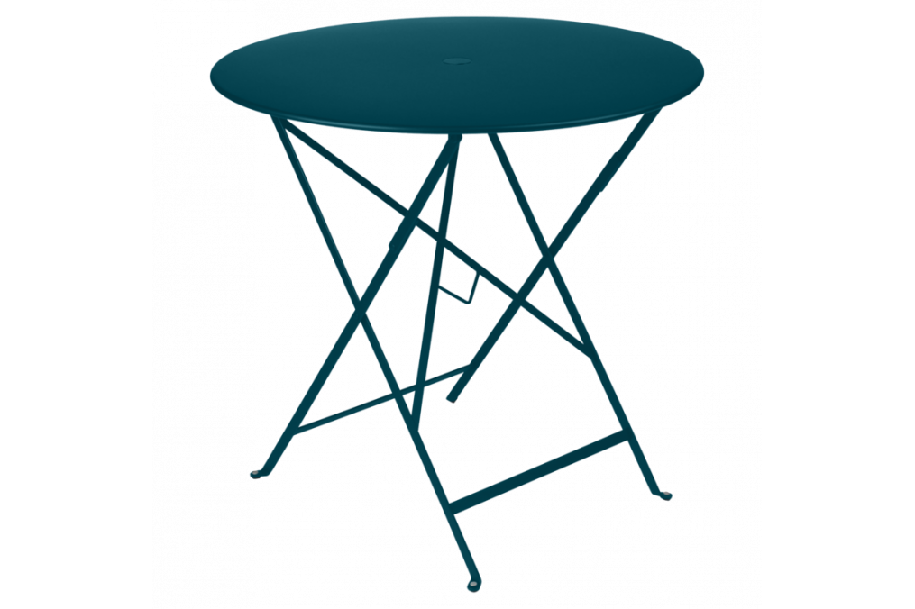Table Bistro Métal diam 77 cm FERMOB