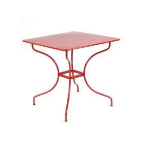 Table carrée Opéra FERMOB