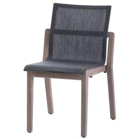 Chaise empilable Copenhague Les Jardins