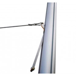 Pilier simple de fixation -H.260 cm- UMBROSA
