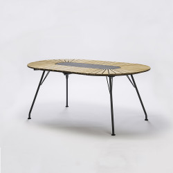 Table Eclipse ovale Houe