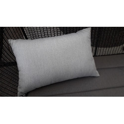 Coussin Frosty Chiné JARDINICO 60*40 cm