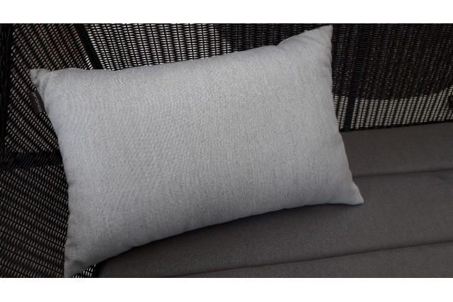 Coussin 60*40 Frosty Chine JARDINICO
