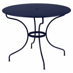 Table Opéra Ø96 cm - FERMOB