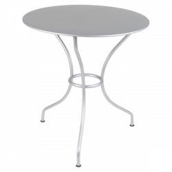 Table Opéra Ø 67 cm - FERMOB