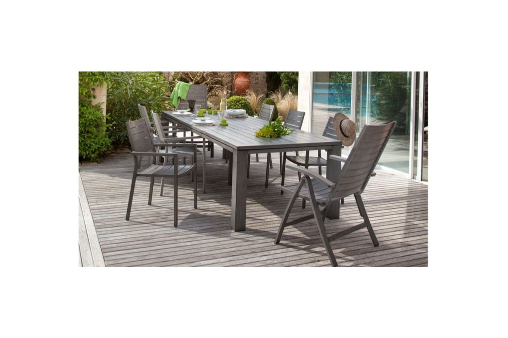 Best meuble de jardin oceo ideas design trends 2017 - Mobilier jardin oriental saint denis ...