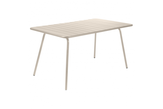 Table Luxembourg Fermob 143 x 80 cm