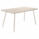 Table Luxembourg 143 x 80 cm / 6 places - FERMOB