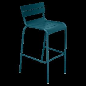 chaise de bar luxembourg fermob chez latour