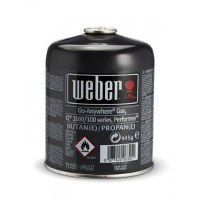 Cartouche de gaz petit format 445g Weber