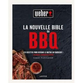 """Livre de recettes """"La Nouvelle Bible du Barbecue"""" Weber"""