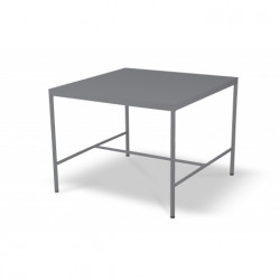 Table mi-hauteur Rivage 85 x 85 cm - Vlaemynck