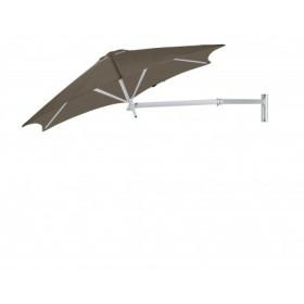 Parasol Paraflex D270 Taupe Solidum UMBROSA