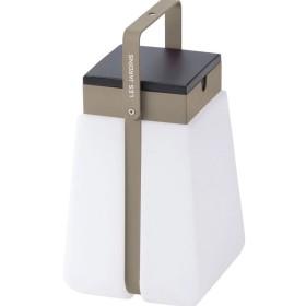 Lanterne nomade Tinka Bump Rotomoule Alu 300 Lumens - LES JARDINS