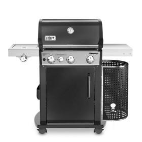 Barbecue à gaz Spirit Premium EP-335 GBS Noir Weber