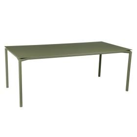 Table à manger CALVI 195 x 95 cm / 10 places - FERMOB