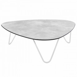 Table basse Cocoon Ciment - Lafuma