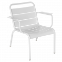 Fauteuil lounge LUXEMBOURG - FERMOB