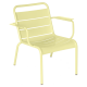 FAUTEUIL LOUNGE LUXEMBOURG FERMOB