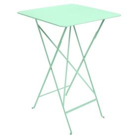 Table Haute Bistro FERMOB Métal 71x 71 cm