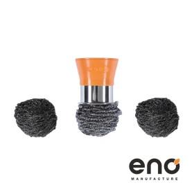 Support + 3 boules de nettoyage Inox - ENO