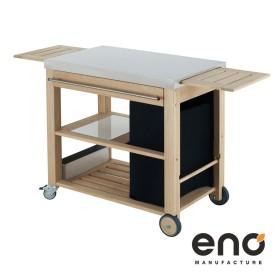 Table pour plancha MOBILOT - ENO