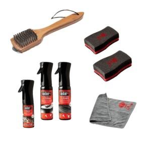 Kit de nettoyage pour barbecues à charbon émaillé Weber