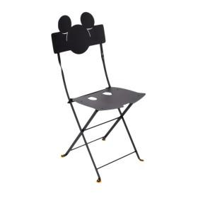 Chaise Bistro Mickey Mouse - A commander par 2 - FERMOB