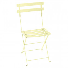 Chaise pliante Bistro Métal - FERMOB