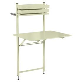 Table Bistro pour Balcon 57 x 77 cm / 2 places - FERMOB