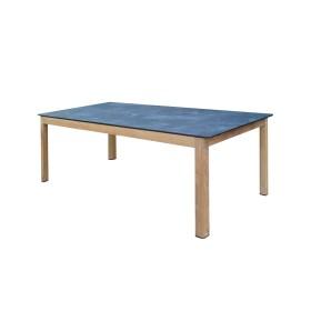 Table Tekura extensible 214/305x100cm / 8-10 places - LES JARDINS