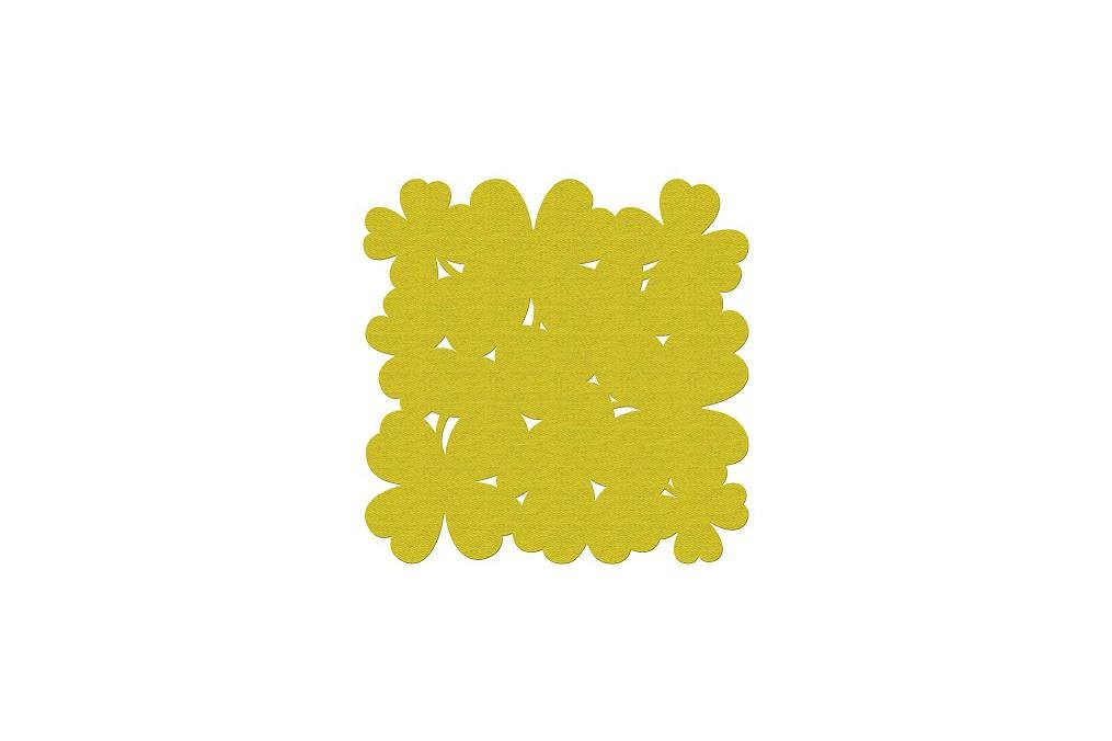 tapis tr fle fermob pineapple 200 x 200 cm latour mobilier de jardin. Black Bedroom Furniture Sets. Home Design Ideas