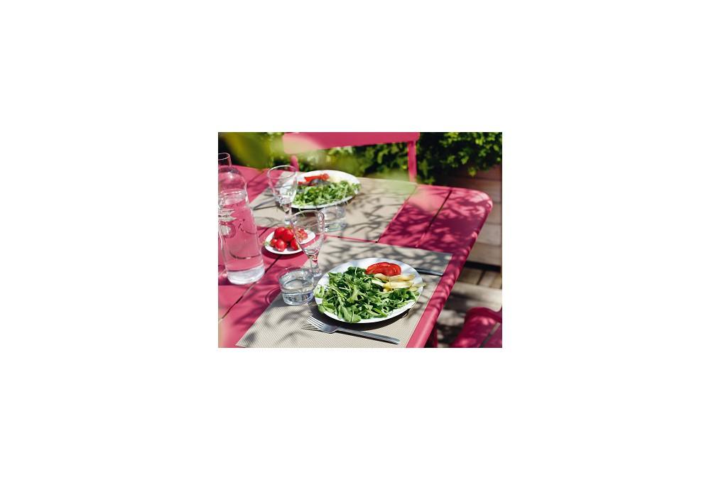 set de table fermob latour mobilier de jardin