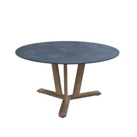 Table Tekura diam 140 cm Les Jardins