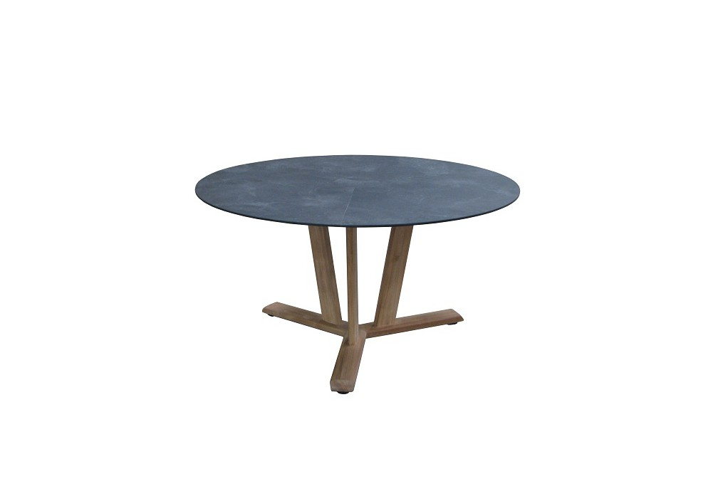 Table tekura les jardins diam 140 cm for Table ronde 140 cm
