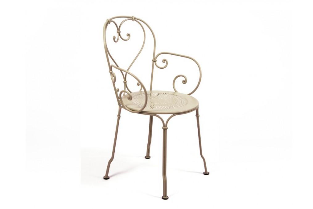 fauteuil 1900 fermob latour mobilier de jardin. Black Bedroom Furniture Sets. Home Design Ideas