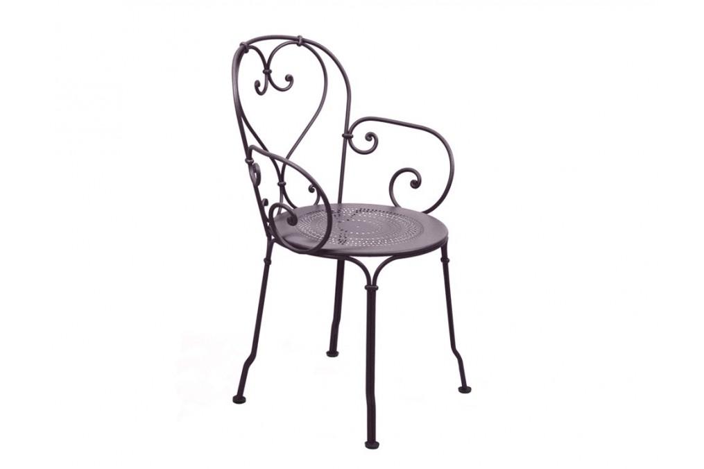 Fauteuil 1900 Fermob Latour Mobilier De Jardin