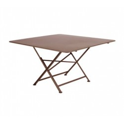 Table Cargo 128 x 128 cm FERMOB