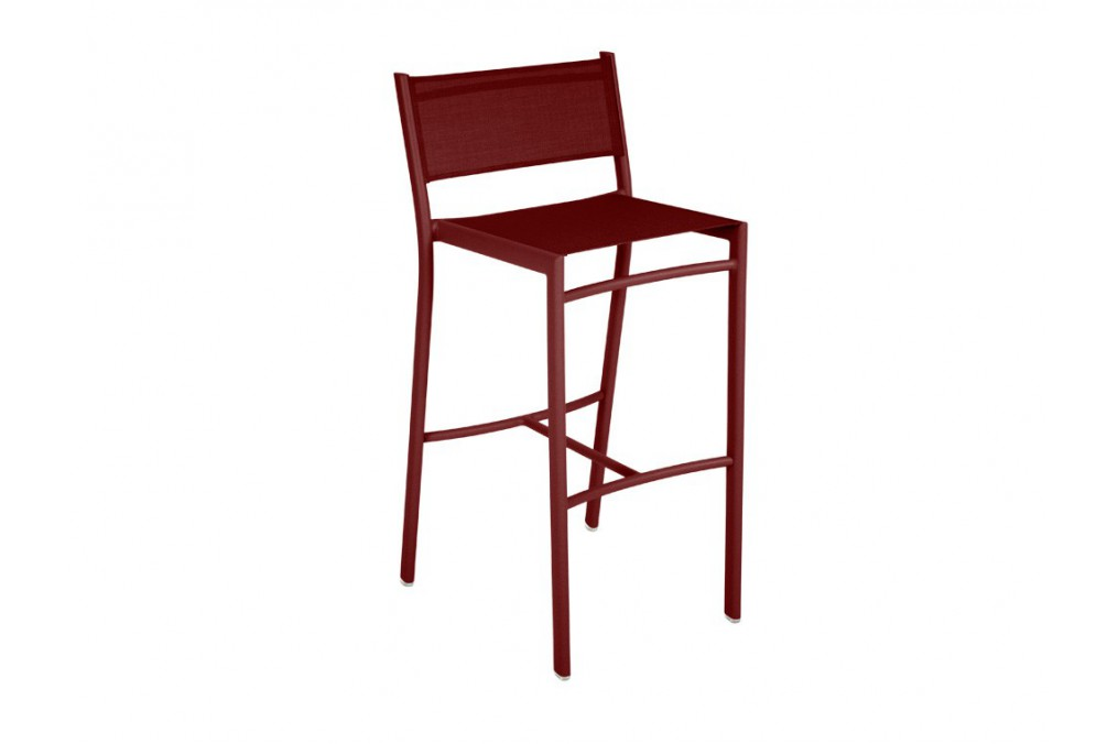 tabouret haut costa fermob latour mobilier de jardin. Black Bedroom Furniture Sets. Home Design Ideas