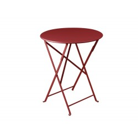 Table Bistro Métal Ø60 cm - FERMOB